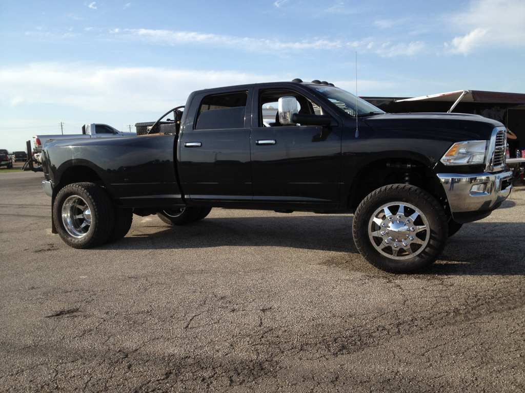 Lifted Ram 3500 >> 4th Generation - Dodge Ram Diesels
